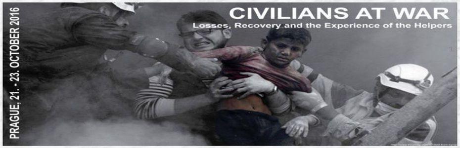 אזרחים בזמן מלחמה - אובדנים, החלמה וחווית המטפלים