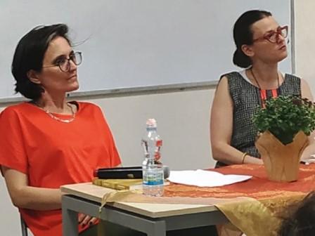 """דנה אולמרט וד""""ר רות קרא-איוונוב קניאל"""